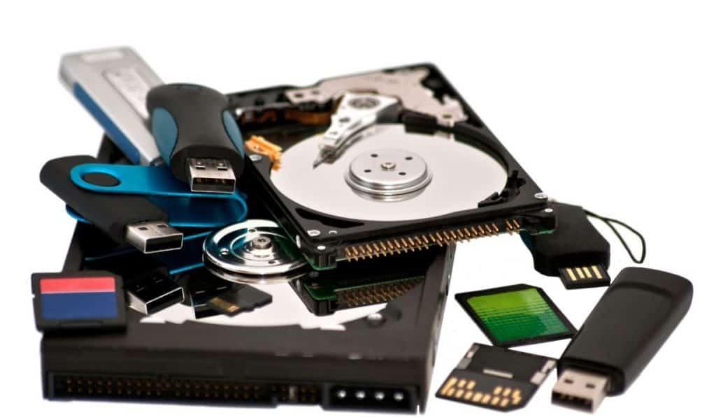 external hard drive for storing photos